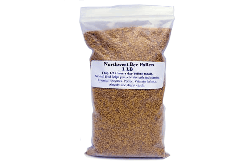 Snook's Northwest Bee Pollen