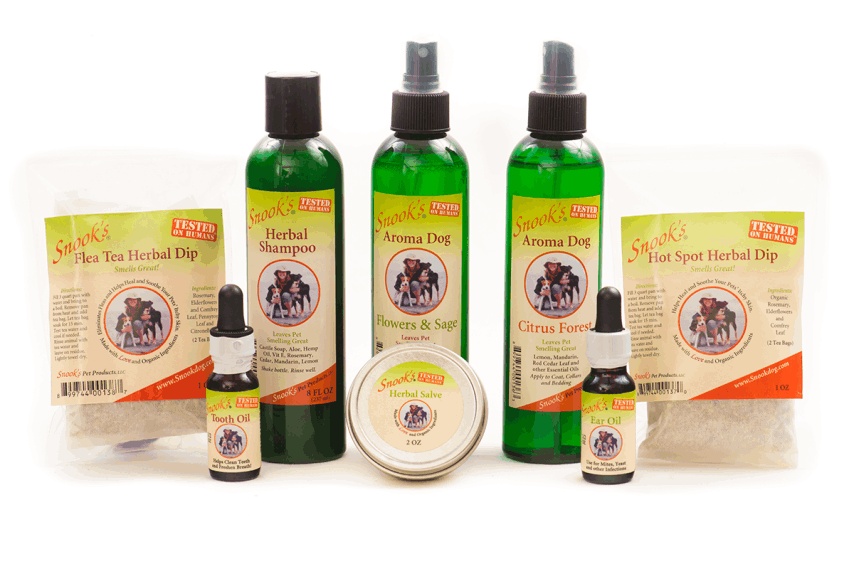 Snook's Pet Products Natural Care Testimonials